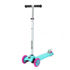 Zinc T-Motion Tri Scooter - Pink