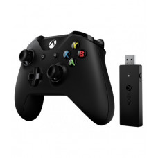 Xbox One Controller and Wireless Adaptor For Windows