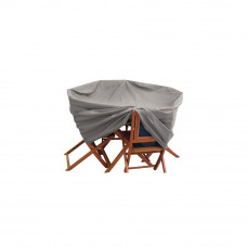 Deluxe Round Patio Set Cover