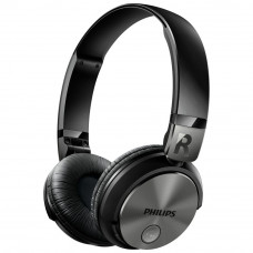 Philips SHB3165 Wireless Headphones - Black (No USB Cable)