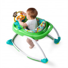 Bright Starts 2-in-1 Walkin' Wild Walker - Green