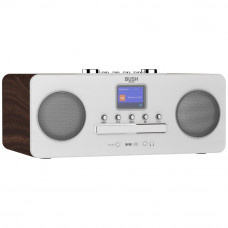 Bush Bluetooth DAB All In One Micro Hi-fi System (No Remote Control)
