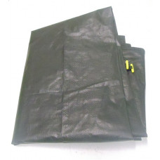 Replacment Ground Sheet For Trespass 4 Man 2 Room Tunnel Tent 2934239