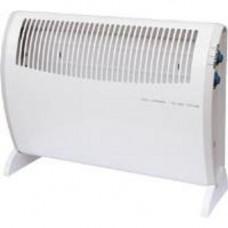 Challenge E0910R 2.4kW Convector Heater - White