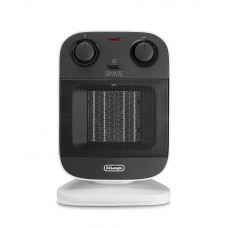 DeLonghi HFX60E20 2kw Digital Oscillating Ceramic Fan Heater