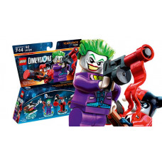 LEGO 71229 Dimensions Joker & Harley Team Pack
