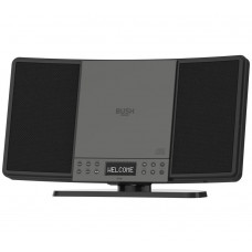 Bush Flat DAB/CD Bluetooth Micro System (No Remote Control)