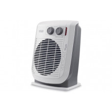 DeLonghi HVF3032 2.2kw Upright Fan Heater - White