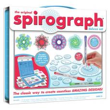 The Original Spirograph Deluxe Set (No Rubber & No Part 32)