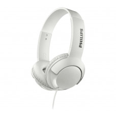 Philips SHL3070 On-Ear Headphones - White