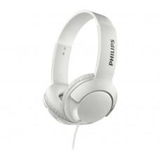 Philips SHL3070 On-Ear Headphones - White