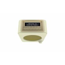 Bush Classic Mini DAB Radio - Cream
