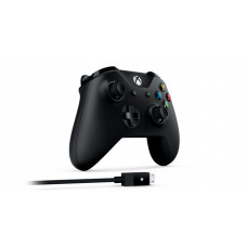 Xbox One Controller And Cable For Windows