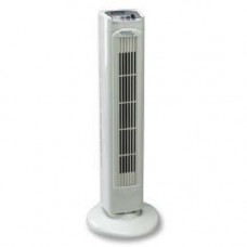 Simple Value White Tower Fan (No Oscillation)