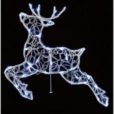 Prancing Reindeer LED Light