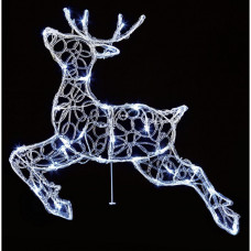 Prancing Reindeer LED Light