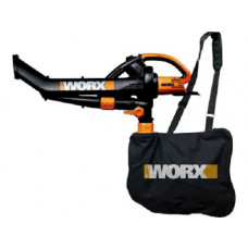 Worx WG501E 3000W Blower/Mulcher And Vacuum (No Grass Bag)