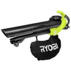 Ryobi RBV3000CESV Corded Leaf Blower And Vac - 3000W
