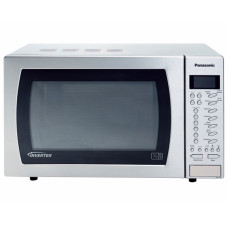 Panasonic NN-ST479SBPQ 27L Microwave Oven - Stainless Steel