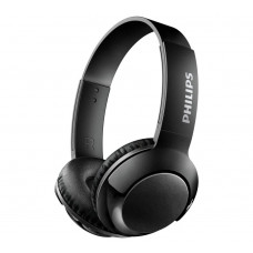 Philips SHB3075 Wireless On-Ear Headphones - Black