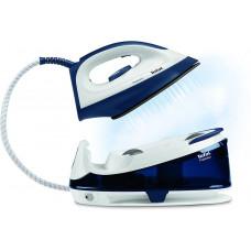 Tefal SV6040 2200w Fasteo Steam Generator Iron - Blue (No Filter Cartridge)
