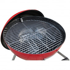 Outback Red Comet Round Charcoal BBQ
