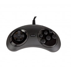 Replacement Controller For Sega Mega Drive With 81 Built-In Games
