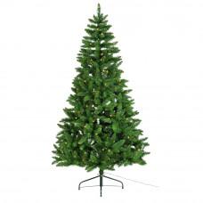Home Green Spruce 180 Light Pre-lit Christmas Tree - 6ft.