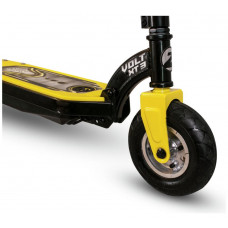 Zinc Volt XT3 Electric Scooter - Black & Yellow