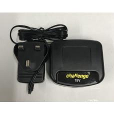 Challenge JLH122100400B 18V Battery Charging Port & Mains Lead