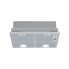 Neff D5655X0GB 53cm Canopy Chimney Hood - Metallic Silver