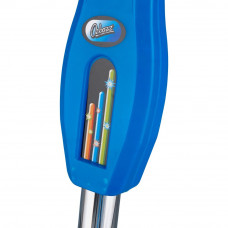 Elektra Flashing Pogo Stick - Blue