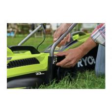 Ryobi RLM3313 Corded Rotary Lawnmower - 1300W (No Grass Box & No Mulching Plug