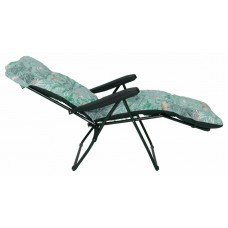 Home Metal Folding Relaxer Chair - Wilderness Jungle