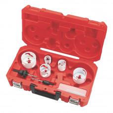 Milwaukee 49-22-4201 9 Piece HoleSaw kit