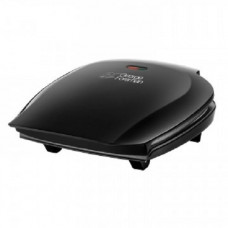 George Foreman 5 Portion Family Size Health Grill - Black