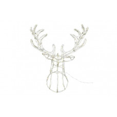 Collection LED Stag Head - Bright White