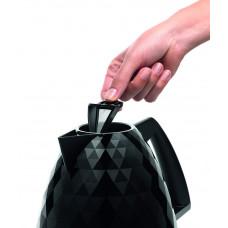 DeLonghi KBJ3001BK Brillante 3kw Cordless Jug Kettle - Black