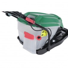 Qualcast Corded Hover with Mulch and Collect Mower - 1800W
