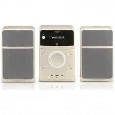Bush CD HI-FI With Bluetooth - White