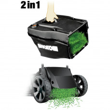 Worx Corded WG724E 40cm Lawnmower - 1800W
