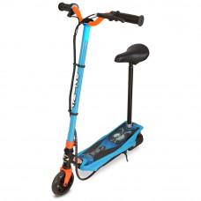 Zinc Volt 80 Plus Electric Scooter With Seat - Blue