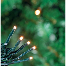 160 Multi-Function LED Christmas Tree Lights - Warm White