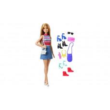 Barbie Doll & Shoes