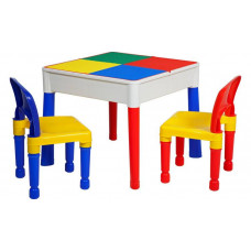 Liberty House Multi-Purpose Activity Table & 2 Chairs