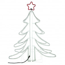 3D Christmas Tree Lamp Decoration