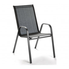 Home Pack Of 2 Sicily Stacking Chairs