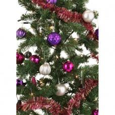 Ready to Dress Festive Glamour Christmas Tree - 6ft
