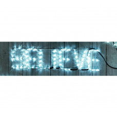 Home Believe LED Rope Lights - Bright White