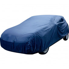 Blue Full Car Cover - Medium (No Storage Bag)